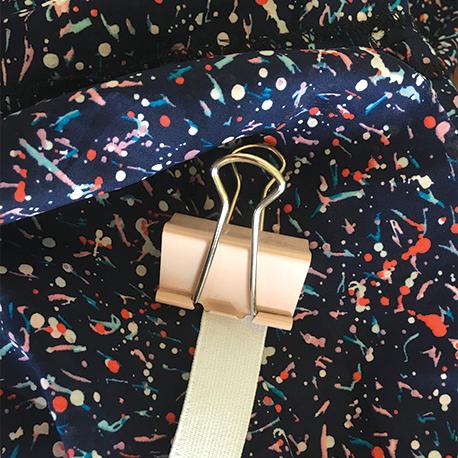 Astuce couture : l'élastique