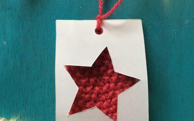 Projet DIY : étiquettes de Noël
