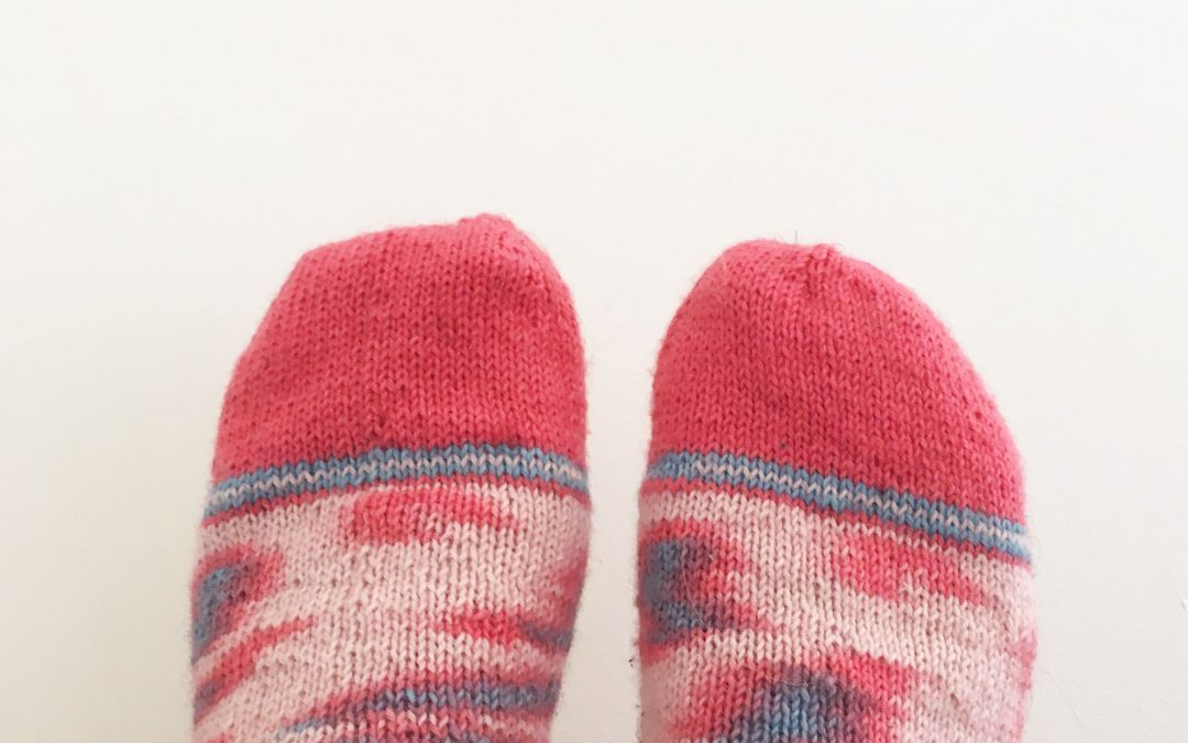 Tricoter ses premières chaussettes avec Wool and the gang